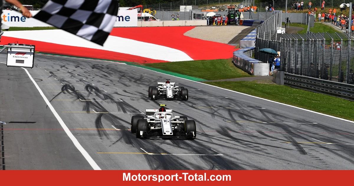 Teamplayer Ericsson: Platz an Leclerc sauber zurückgegeben