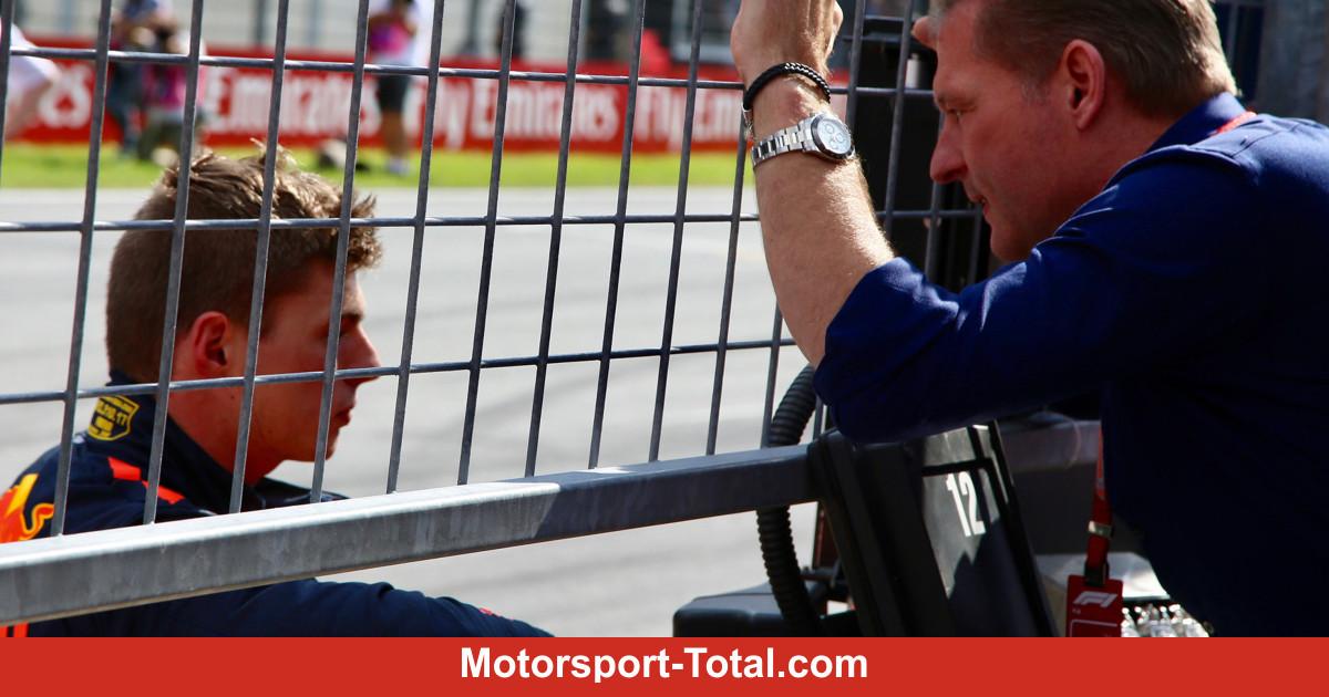 "Formel-1-Live-Ticker: Jos Verstappen über Sohn Max: ""Ist professionell genug"""