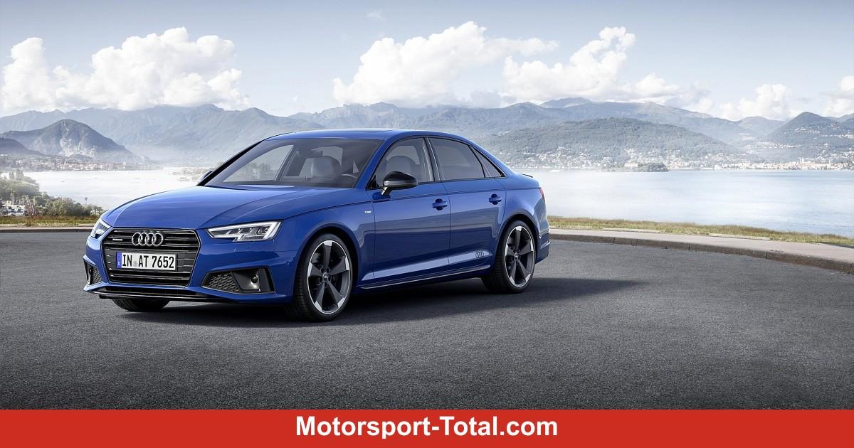 Audi A4 2019 Facelift Ab Spätsommer In Deutschland Bestellbar