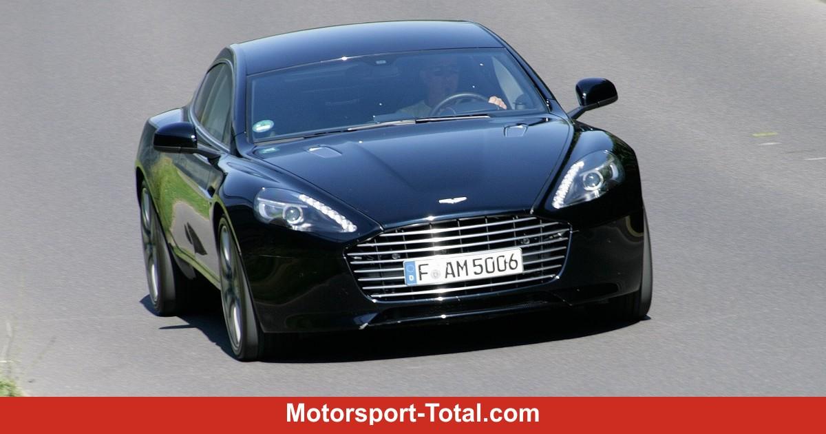 Aston Martin Rapide S 2018 Im Test Der Unsichtbare
