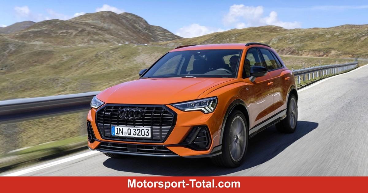 Audi Q3 2019 Test Alle Infos Zu Preis Kofferraum Masse Und Technische Daten