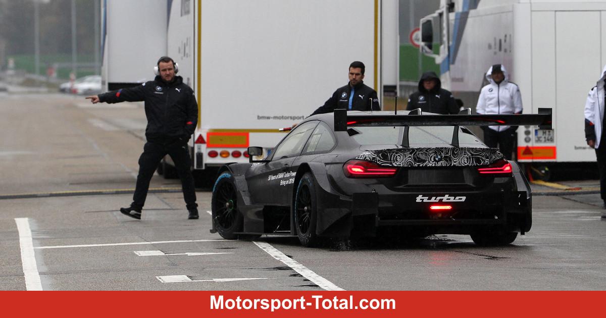 BMW mit virtuellem Class-1-Test für die DTM-Saison 2019