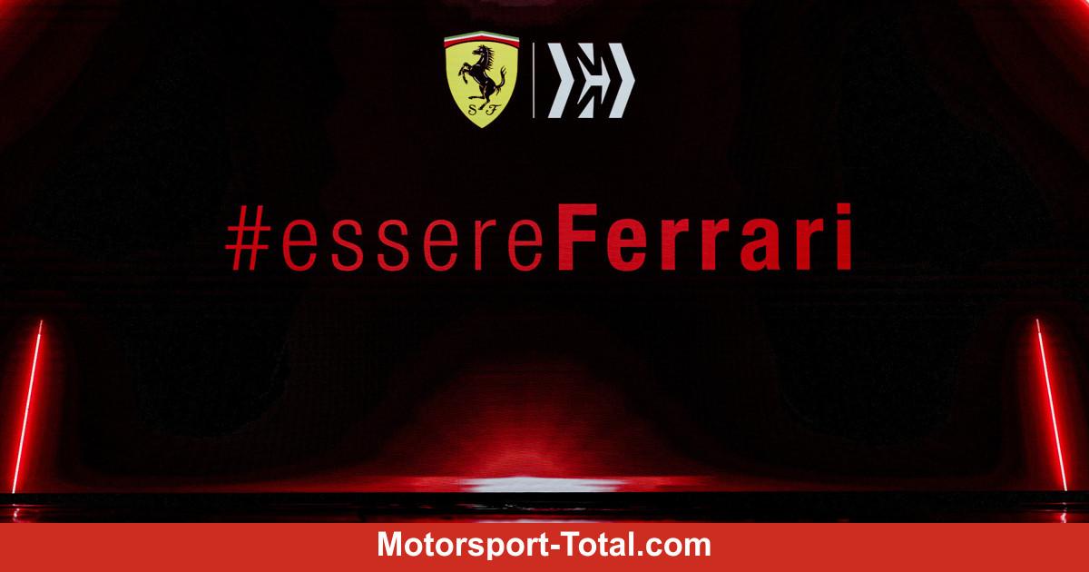 Essere Ferrari Die Scuderia Beschwört Teamgeist Mit Neuem Motto