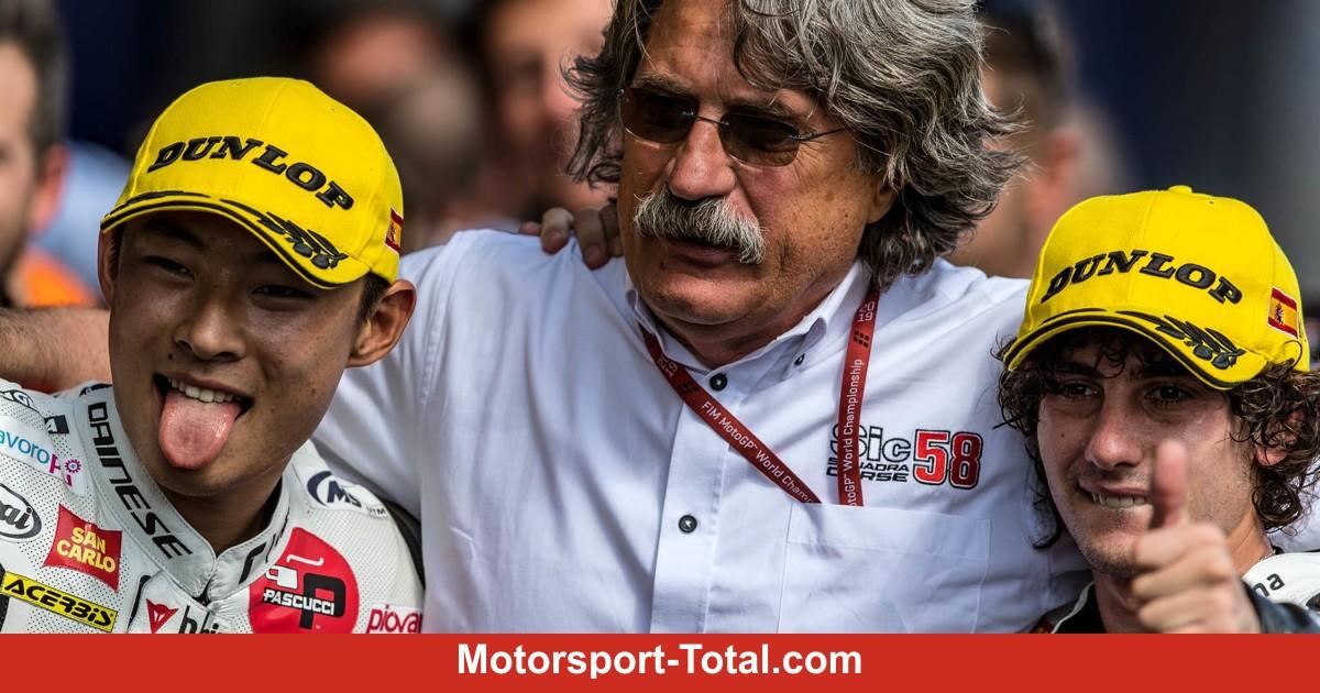 Marco Simoncelli Squadra Corse Cap