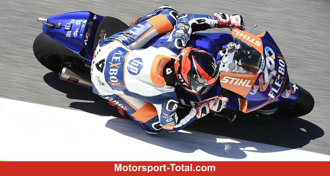 Moto2 Ergebnisse