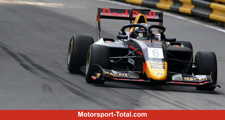 Formel 3 Macau 2021