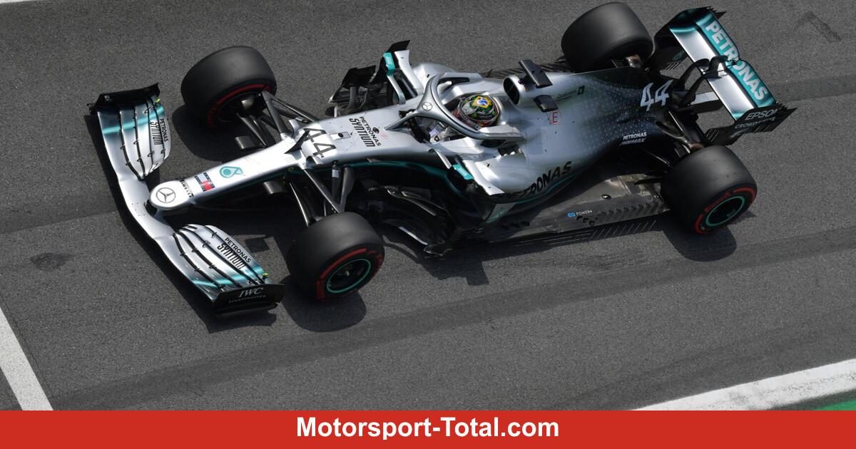 """""""Ich komme rein"""": Mercedes gibt Lewis Hamilton keine Schuld - Motorsport-Total.com"""