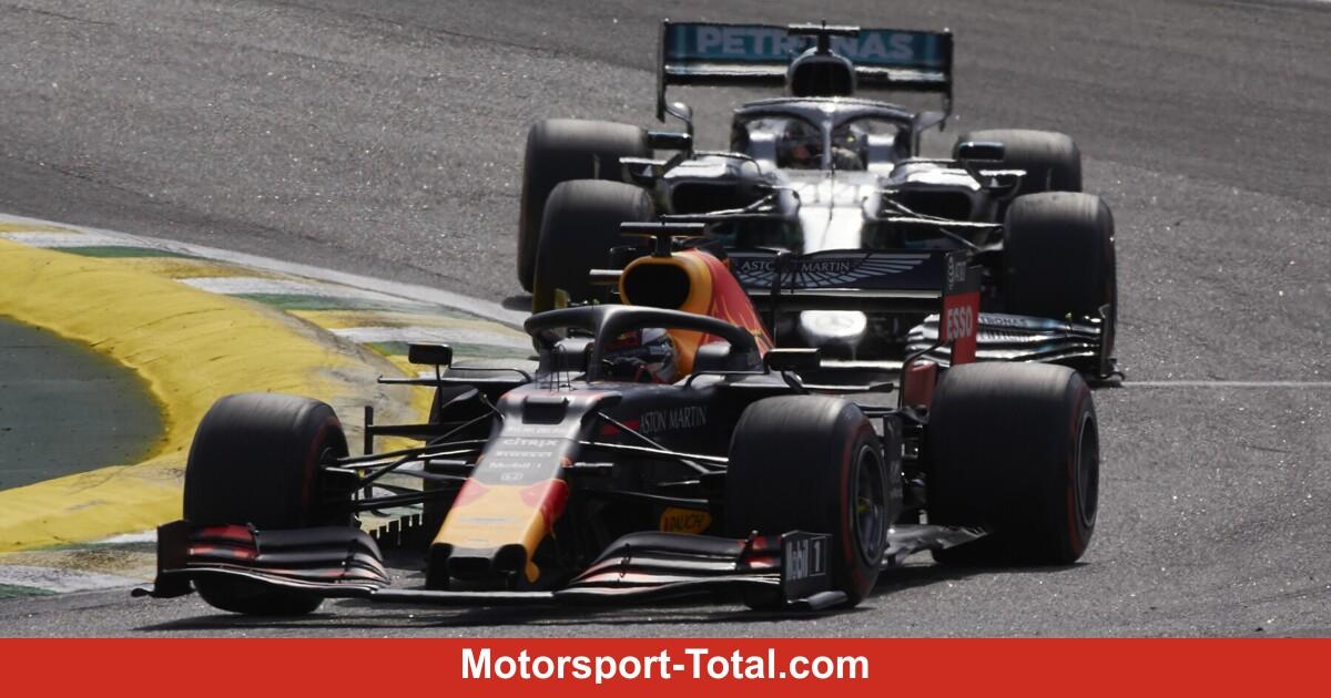 Verstappens erstes Überholmanöver: Warum Hamiltons Batterie leer war - Motorsport-Total.com