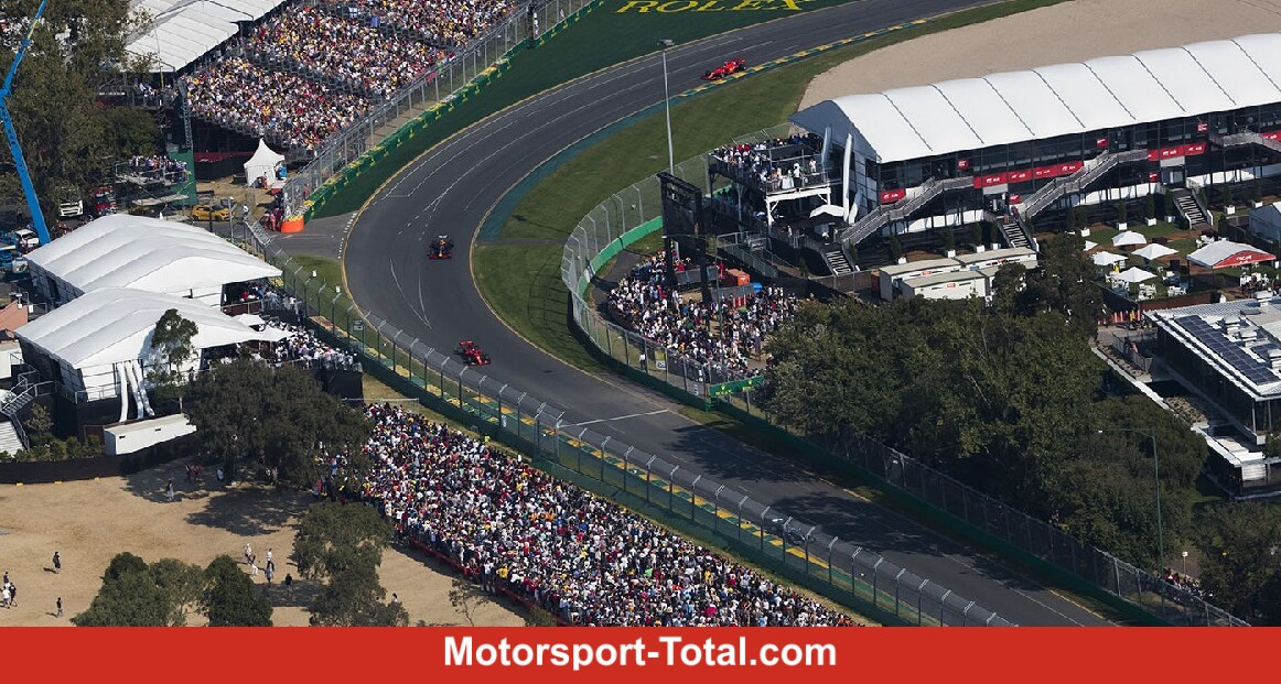 Formel-1-Strecke in Australien könnte bereits für 2021 ...