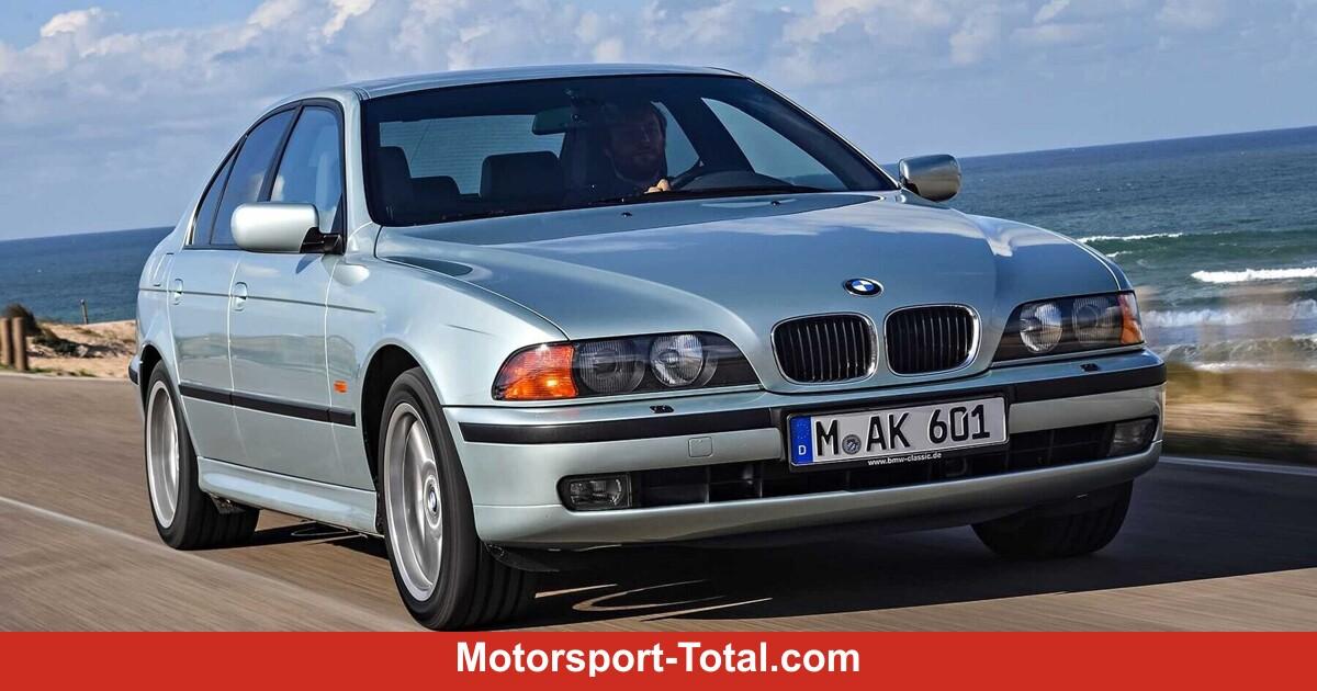 Bmw 5er E39 1995 2004 Klassiker Der Zukunft