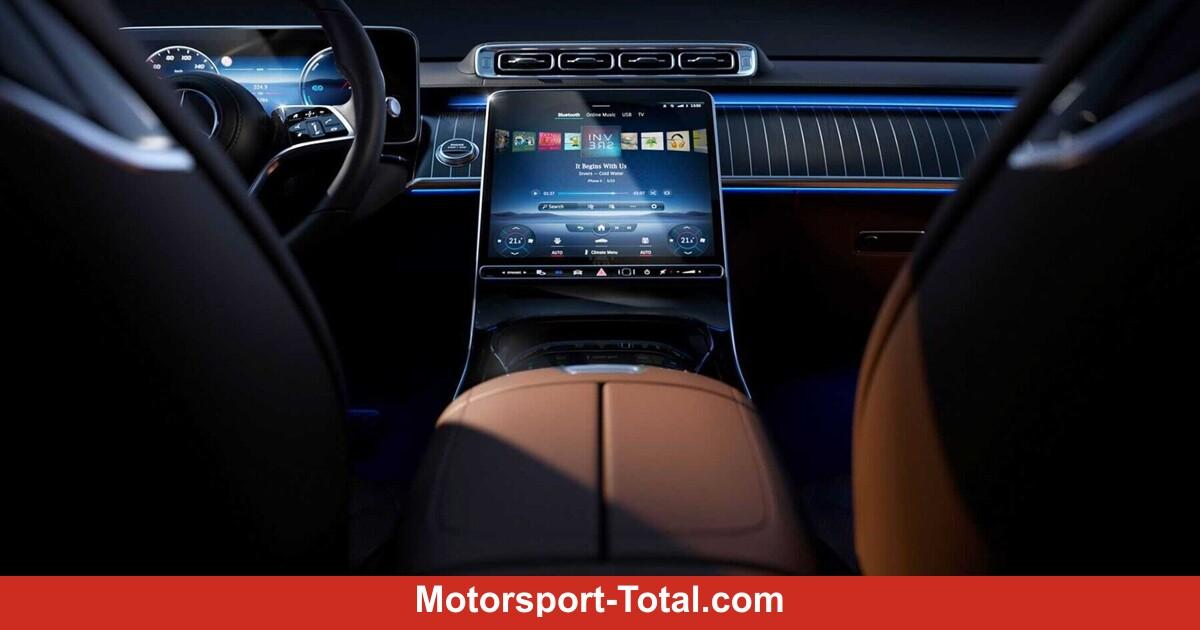 Mercedes S-Klasse (2021): Neue Bilder und Infos zum Luxus ...
