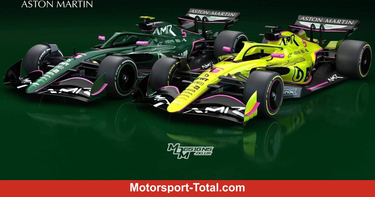 vor 2 St. Formel-1-Launches 2021: Sebastian Vettels Aston Martin kommt am 3. März - Motorsport-Total.com