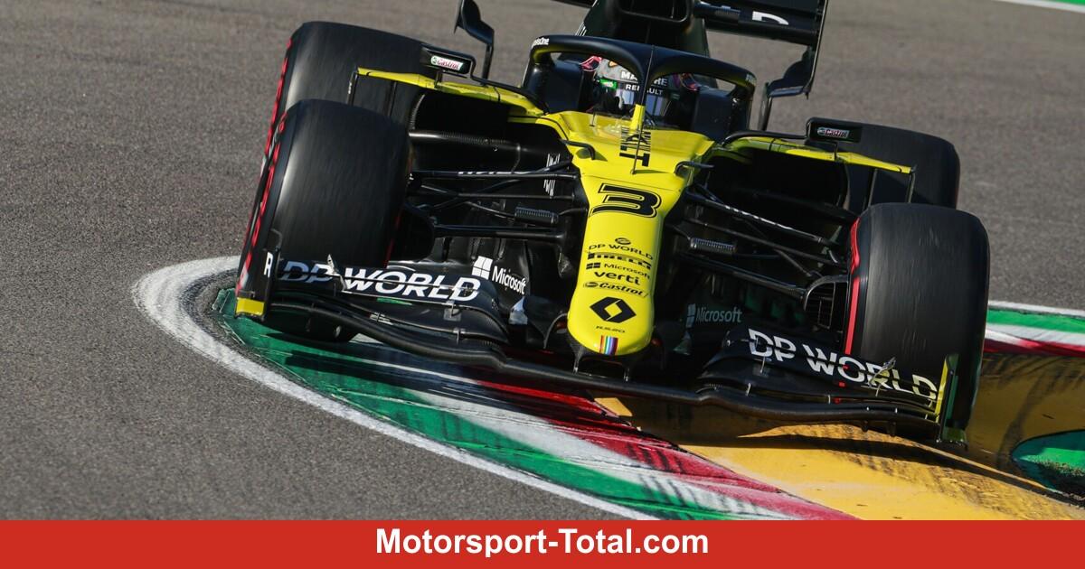 Nach Boxengassen-Szene: Ricciardo entschuldigt sich bei Verstappen