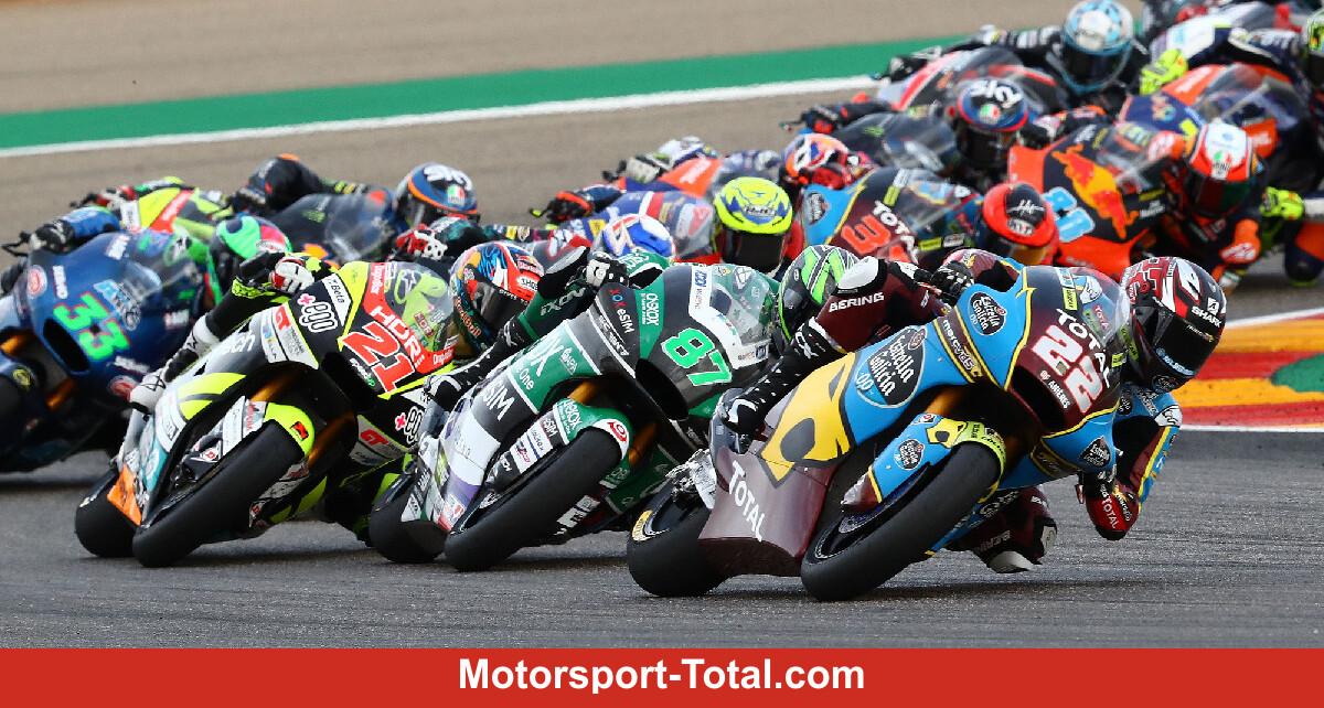 Moto2 Ergebnisse 2021