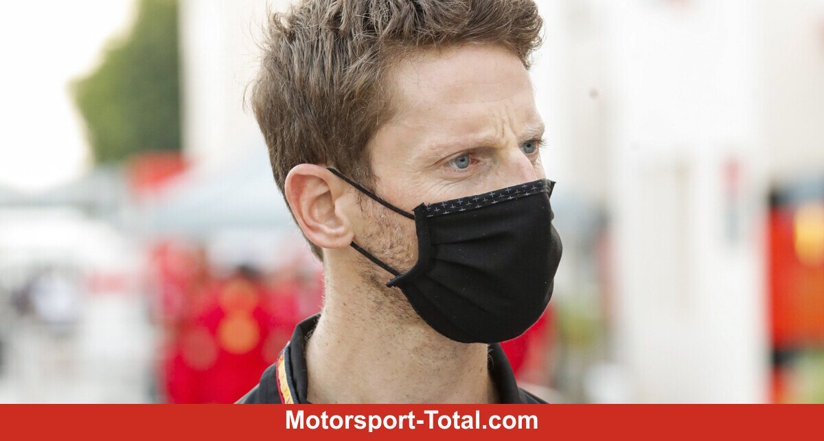 Testchance im F1-Mercedes: Grosjean ist