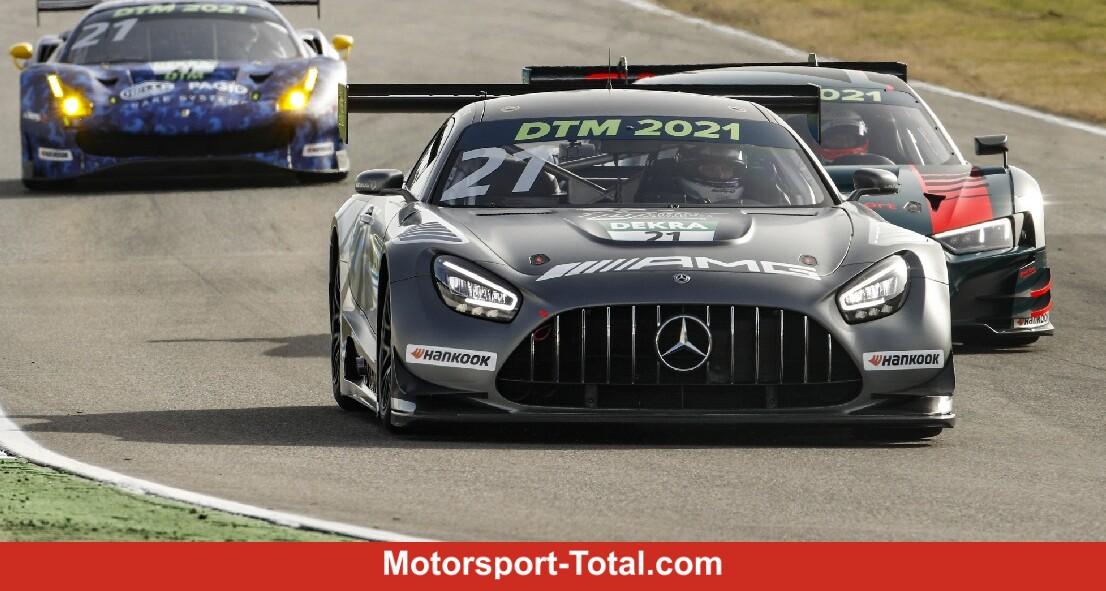 Mercedes-AMG gibt Team-Support bekannt: DTM damit gerettet? - Motorsport-Total.com