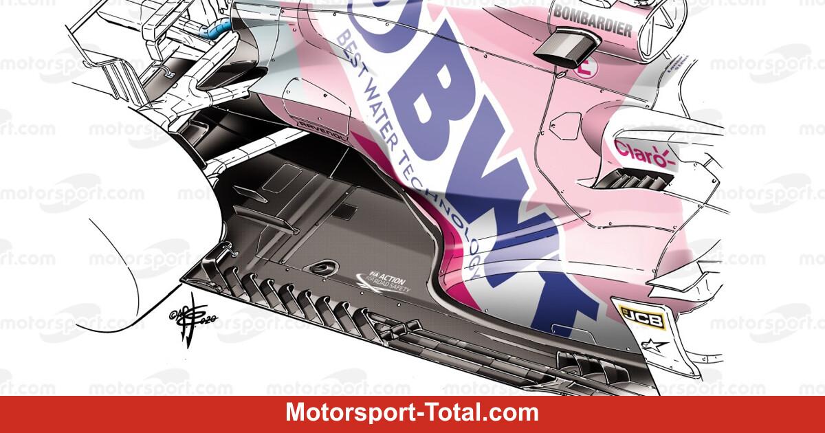 Formel-1-Technik: Hinweise zu Vettels neuem Aston Martin - Motorsport-Total.com