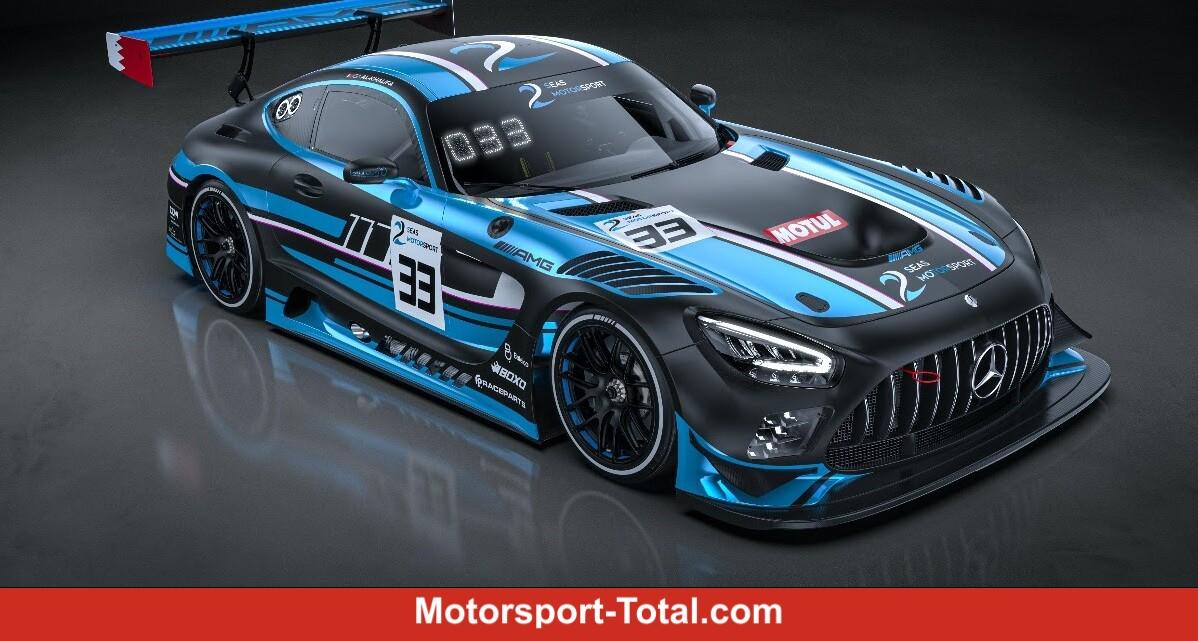 2-Seas-Team wechselt von McLaren zu Mercedes: Warum DTM-Start wackelt - Motorsport-Total.com