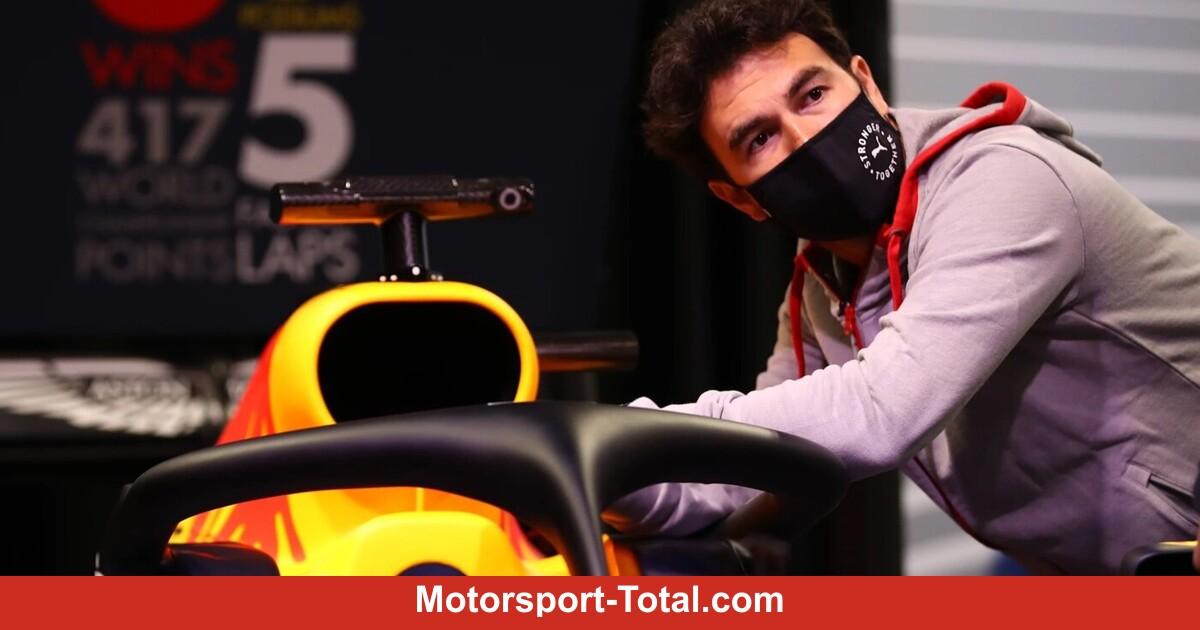 Horner: Mit Perez an Red-Bull-Erfolge von Verstappen/Ricciardo anknüpfen - Motorsport-Total.com