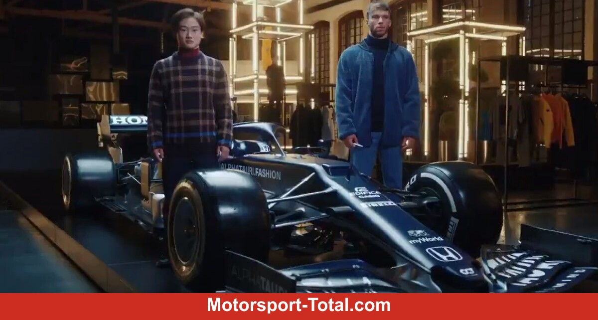 Formel-1-Liveticker: Präsentation des AlphaTauri AT02 für 2021 - Motorsport-Total.com
