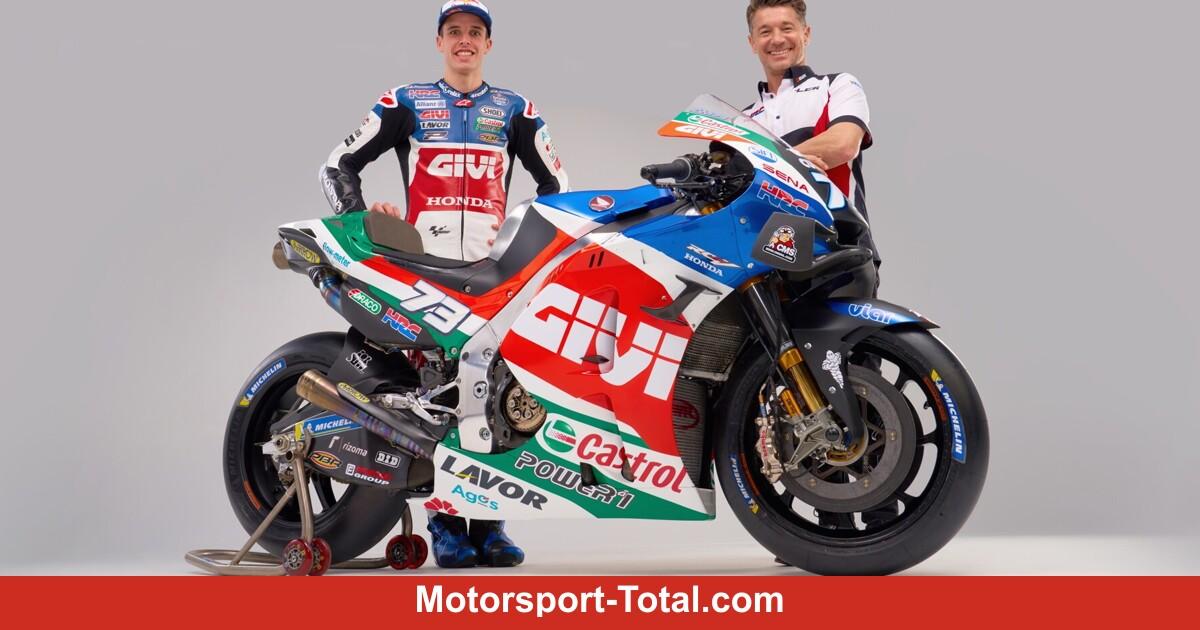 MotoGP 2021: LCR-Honda präsentiert die Farben für Alex Marquez - Motorsport-Total.com