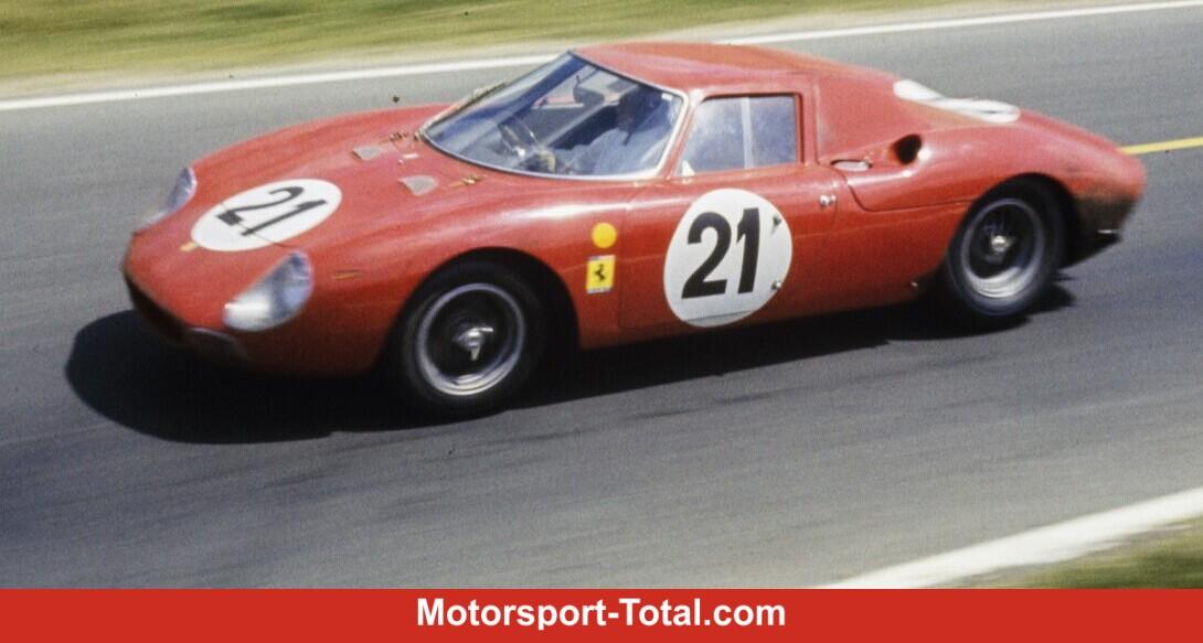 Fotostrecke: Ferrari bei den 24h Le Mans - Motorsport-Total.com