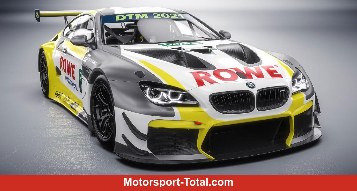 Offiziell: Rowe steigt mit mindestens zwei BMW M6 GT3 in die DTM ein! - Motorsport-Total.com