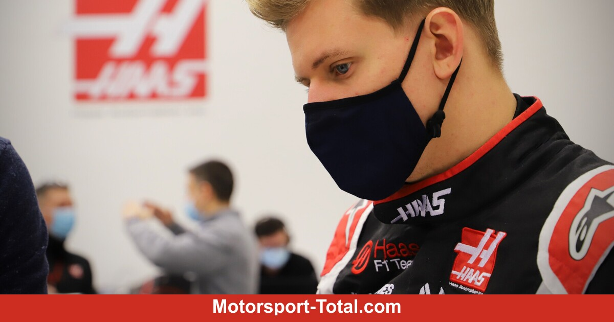 Keine Upgrades für Mick Schumacher: Haas schenkt Saison 2021 schon ab - Motorsport-Total.com