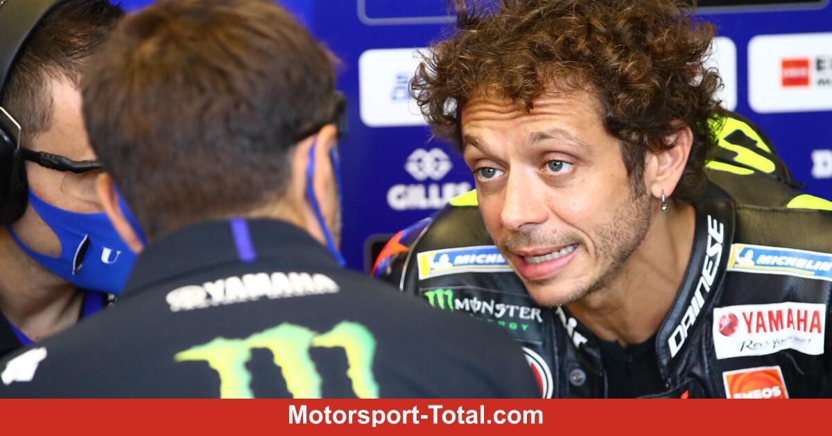 Petronas-Team fordert, dass Rossi weniger Zeit mit den Daten verbringt - Motorsport-Total.com