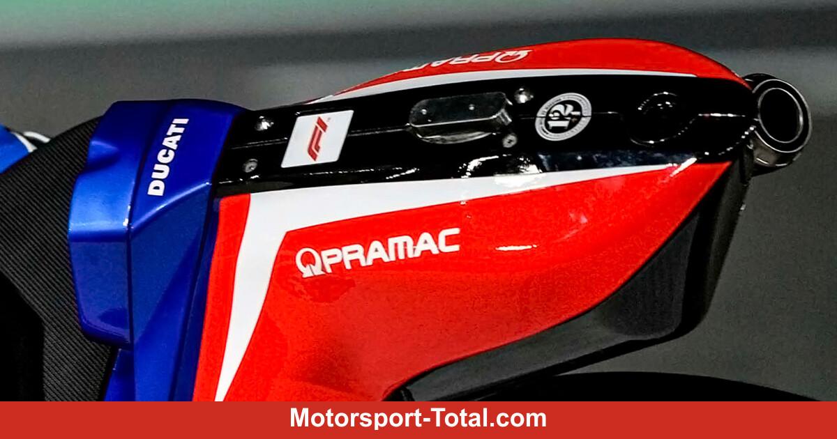 F1-Logo auf MotoGP-Bikes von Pramac-Ducati: Was es damit auf sich hat - Motorsport-Total.com