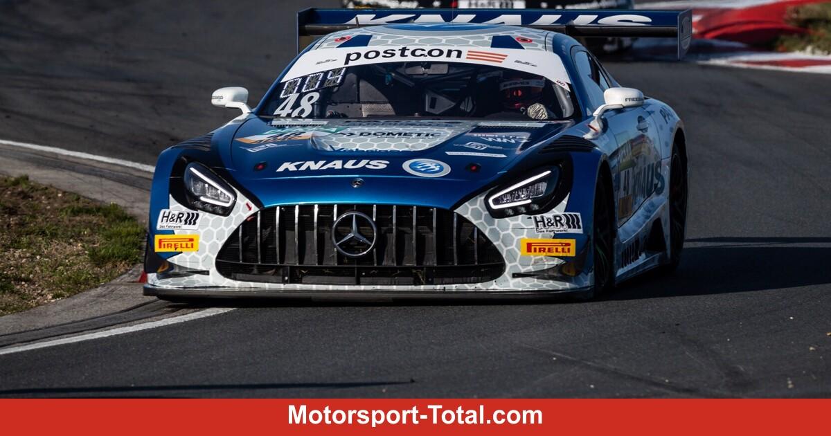 Offiziell: Winward steigt mit zwei Mercedes und Lucas Auer in DTM ein - Motorsport-Total.com