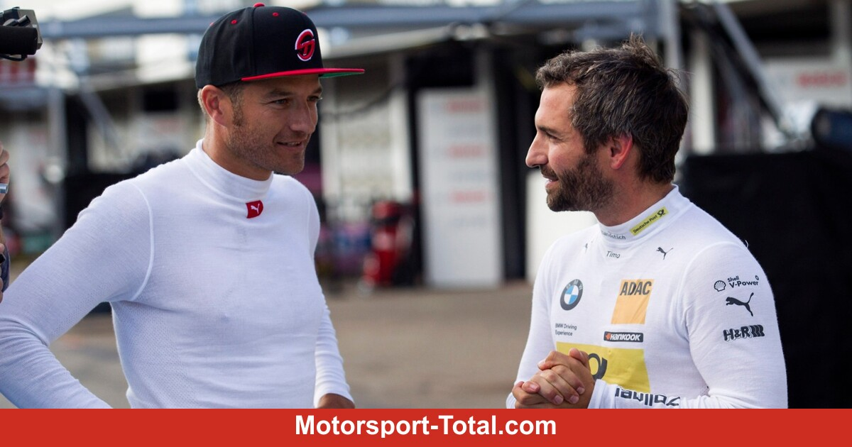 Timo Scheider über DTM-Rückkehr: