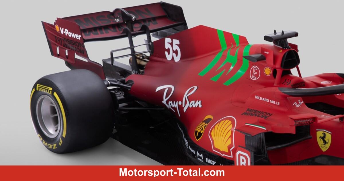 Ferrari SF21: Chefdesigner erklärt