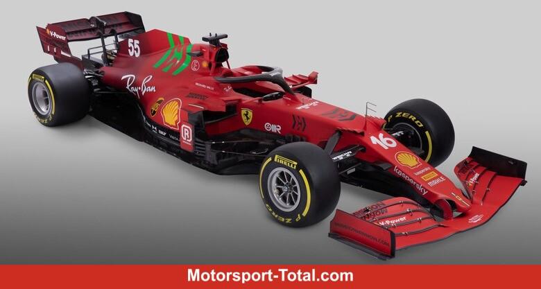 Formel-1-Technik 2021: Ist Ferrari auf Mercedes-Finte reingefallen? - Motorsport-Total.com