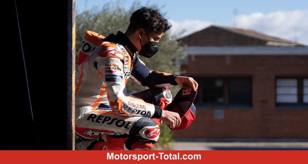 Grünes Licht der Ärzte: Marc Marquez darf mit Motorradtraining beginnen - Motorsport-Total.com