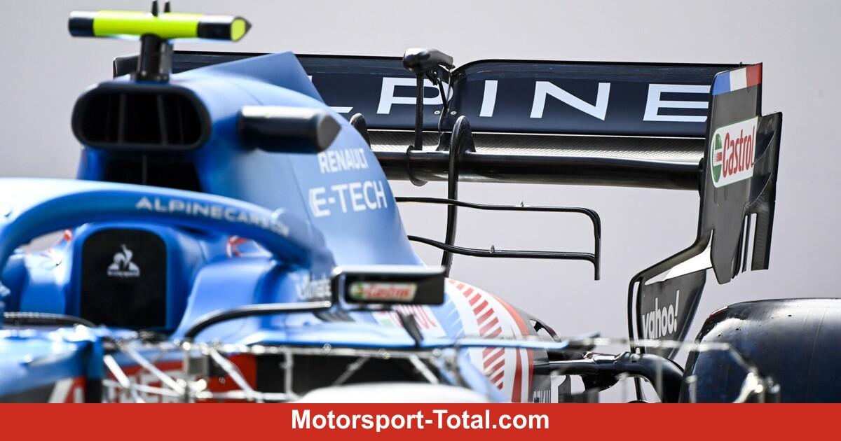 Formel-1-Technik erklärt: Die