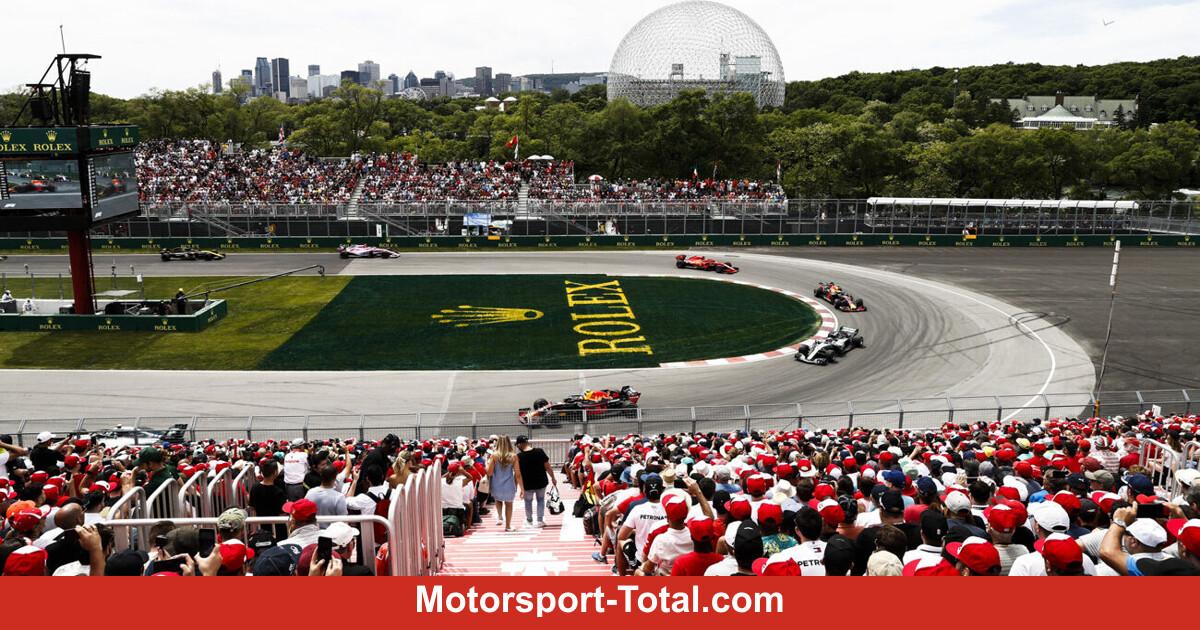 Medienberichte: Formel-1-Rennen in Montreal vor der Absage
