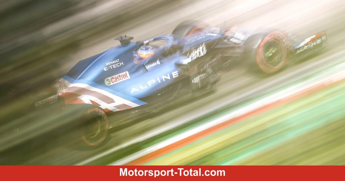 Formel-1-Liveticker: Das Rennen in Imola jetzt live!