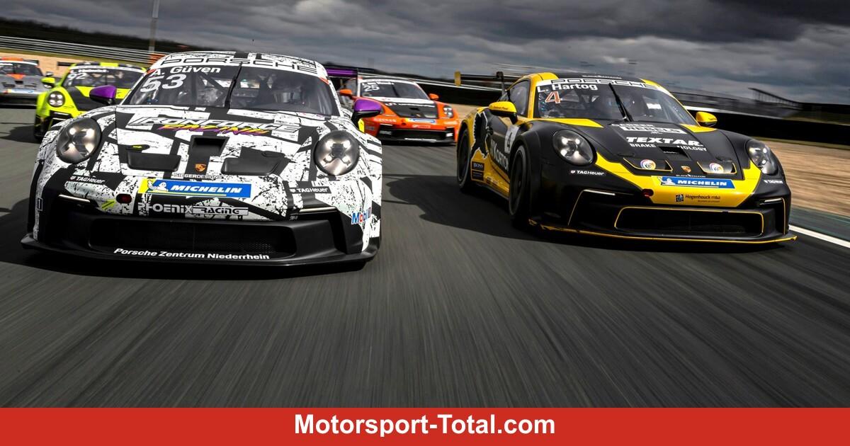 Porsche 911 GT3 Cup (2021): So fährt er sich und so klingt er