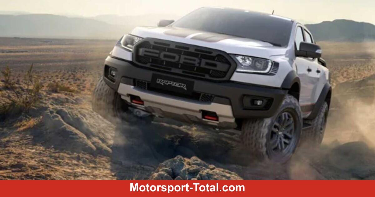 Ford Ranger Raptor X (2021): Neues Paket für den Fun-Truck