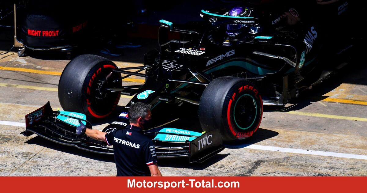 Formel 1 Training Ergebnisse