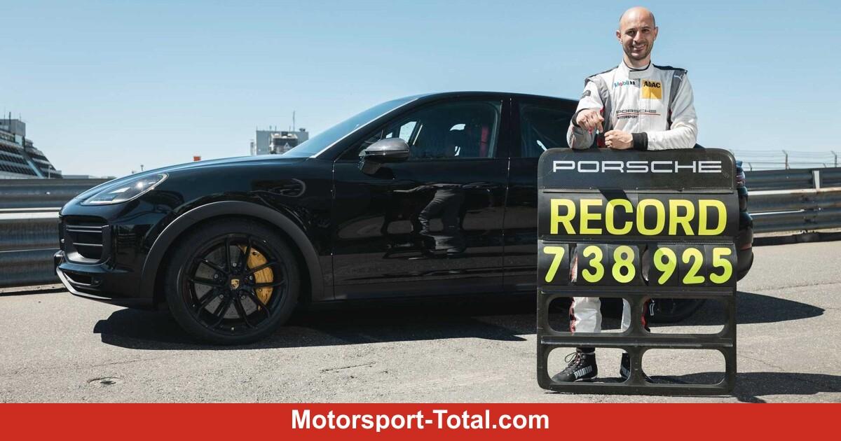 Mysteriöses Porsche Cayenne Coupe knackt Nordschleife-Rekord