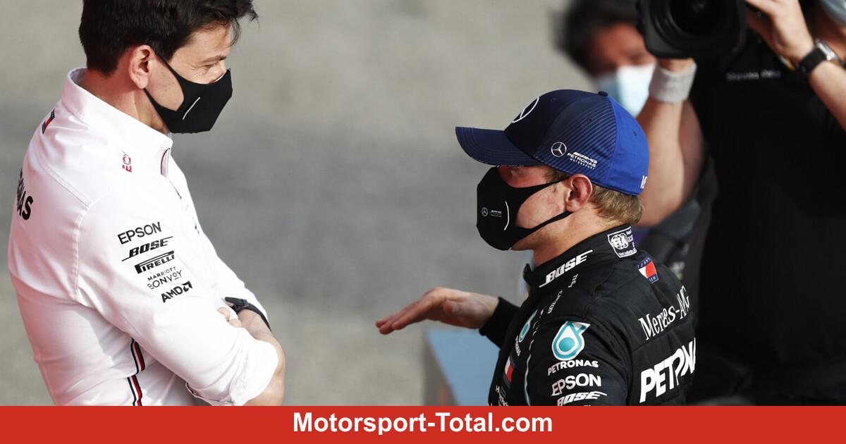 Formel-1-Liveticker: Bottas oder Russell 2022? Entscheidung wohl erst im Winter