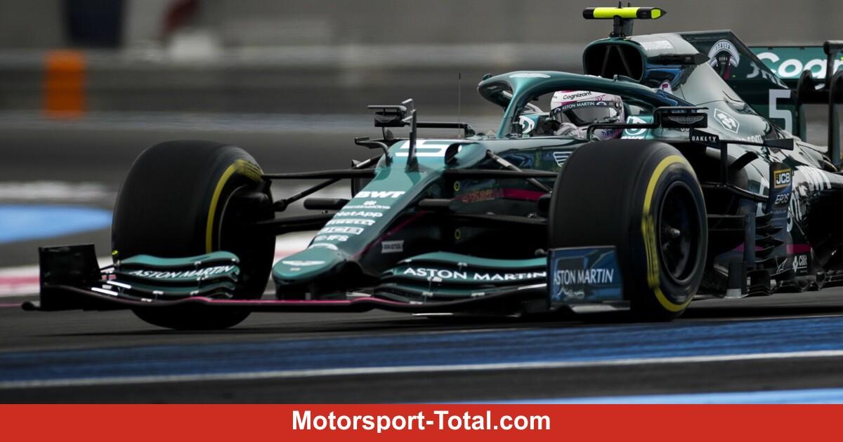"""Sebastian Vettel nach P9: """"Vielleicht wäre noch mehr drin gewesen"""""""