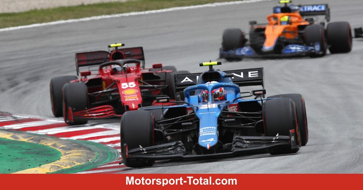 Formel-1-Wintertests 2022: Zwei Testwochen in Barcelona und Bahrain