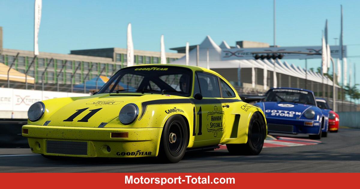 Automobilista 2: V1.2.2.0 mit Porsche RSR 3.0, neuen Strecken und Verbesserungen