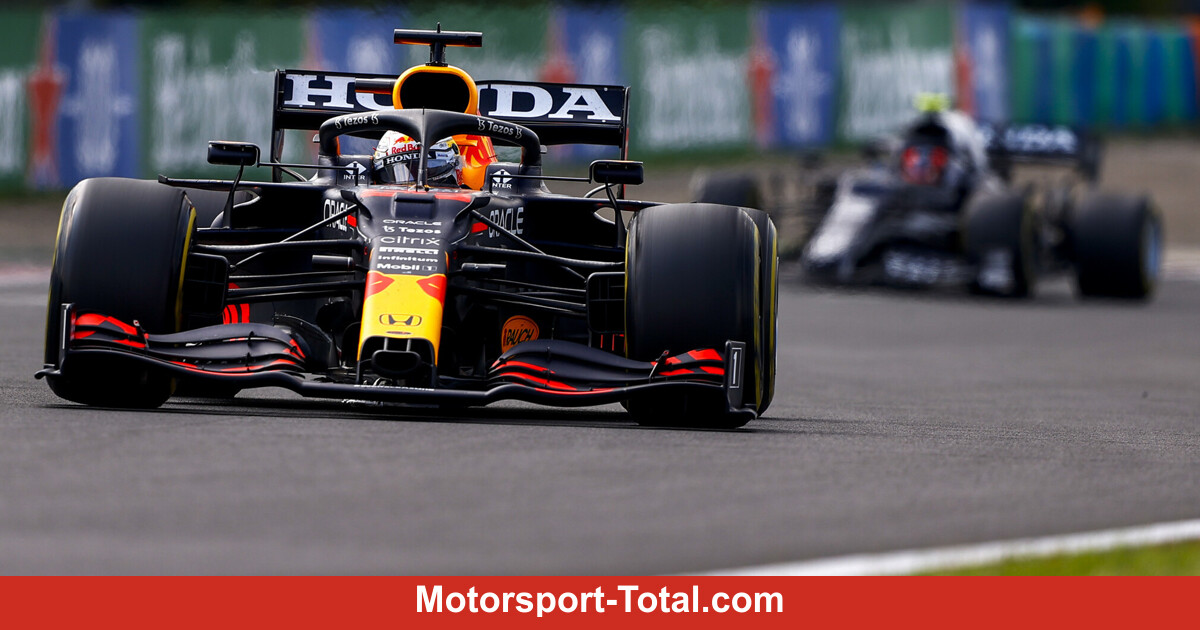 Fahrernoten 2021: Max Verstappen als klar Führender in die Sommerpause