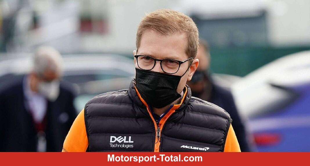 AvD Motor & Sport Magazin: McLaren-Teamchef Andreas Seidl live auf SPORT1