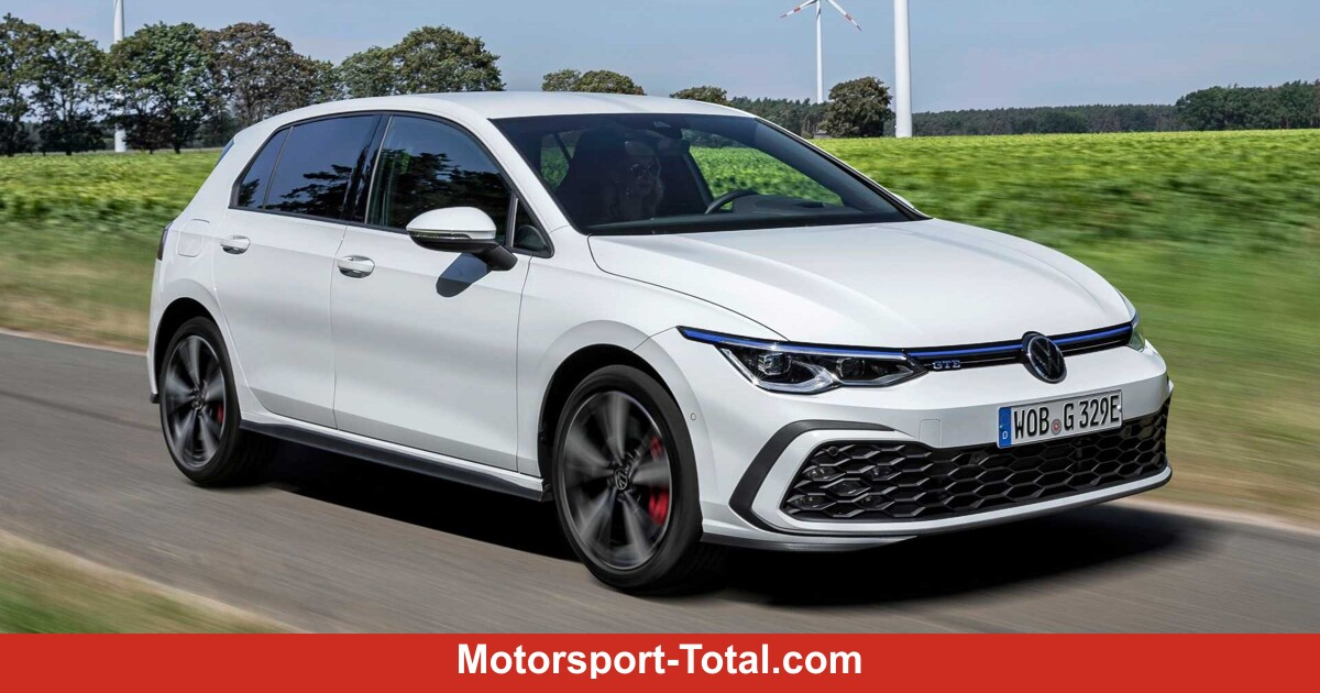VW Golf GTE: All-inclusive für 399 Euro/Monat