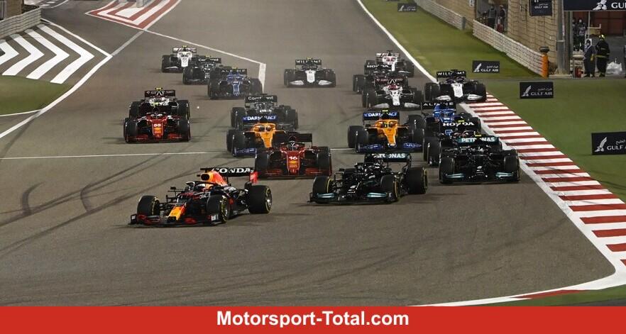 F1-Kalender 2022 mit Imola, ohne China und Deutschland präsentiert